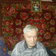 Старейший житель деревни Устье